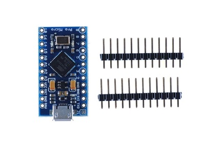 Pro Micro For Arduino - 5V/16MHz
