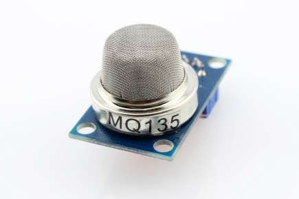MQ135 Gas Sensor for Air Quality