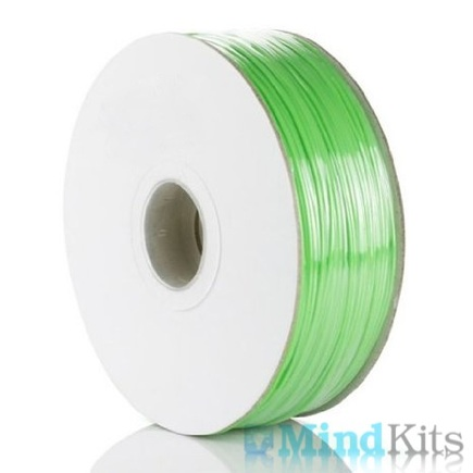 PETG T-glase filament, 3.0mm, Green, 1kg/spool