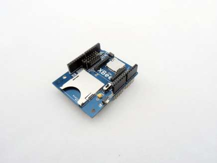 Wireless SD Shield
