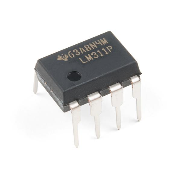 Differential Comparator - LM311