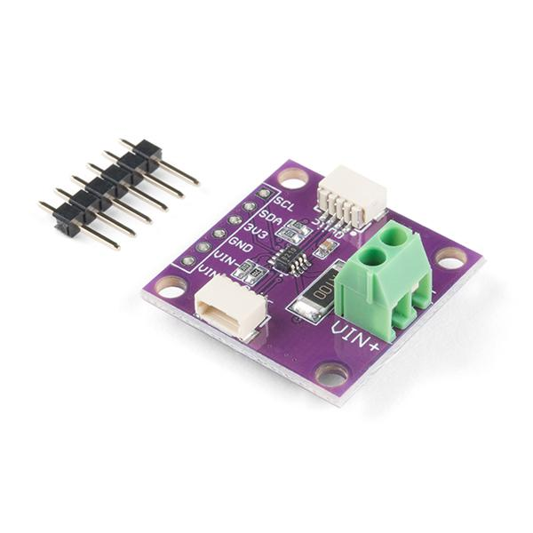 Zio Current and Voltage Sensor - INA219 (Qwiic)