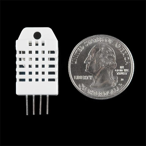 Humidity and Temperature Sensor - RHT03 - SEN-10167