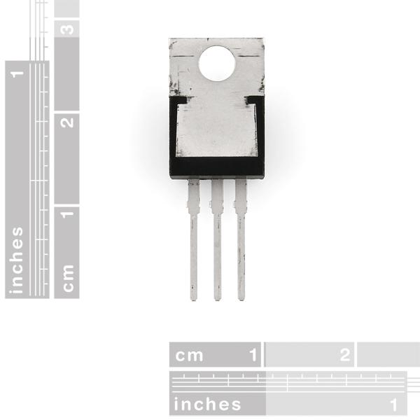 P-Channel MOSFET 60V 27A - COM-10349