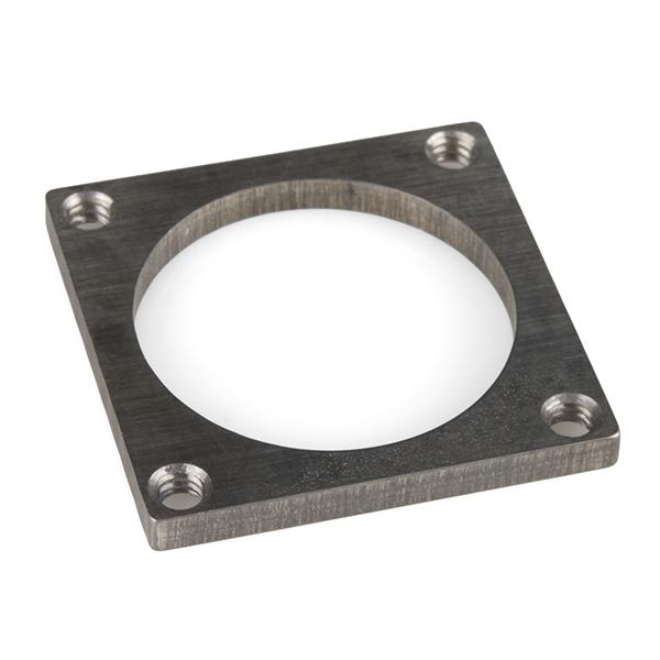 "Square Screw Plate - Large (1.5"") - ROB-12133"