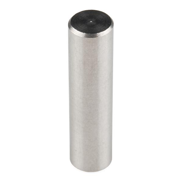 "Shaft - Solid (Stainless; 1/4""D x 1""L)"