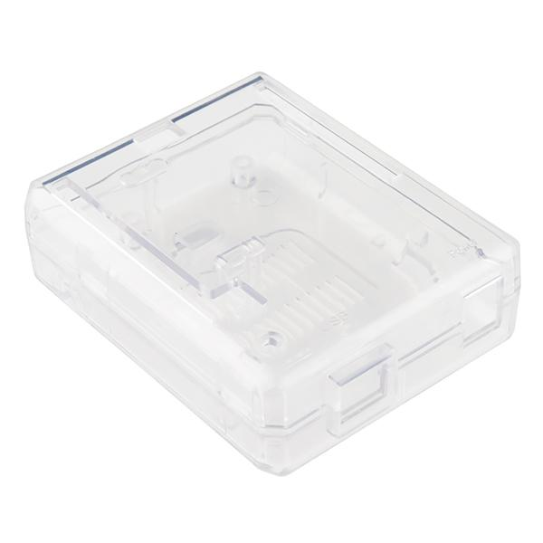 Arduino Uno Enclosure - Clear Plastic
