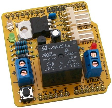 RFID Lock Shield