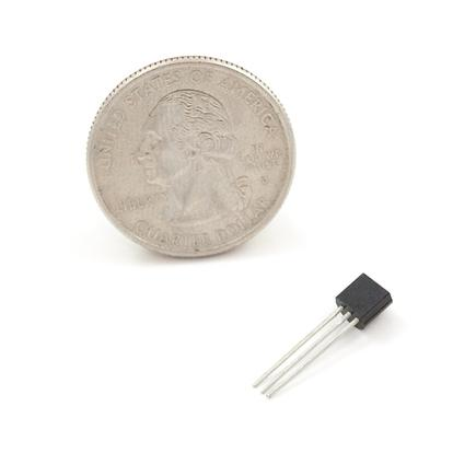 One Wire Digital Temperature Sensor - DS18B20