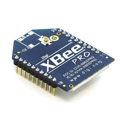 XBee Pro 60mW U.FL Connection - Series 1 (802.15.4)