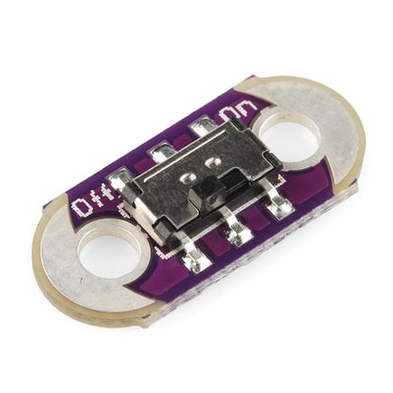 LilyPad Slide Switch