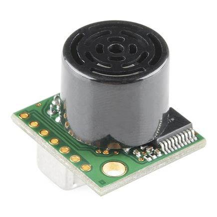 Ultrasonic Range Finder - XL-MaxSonar-EZ4