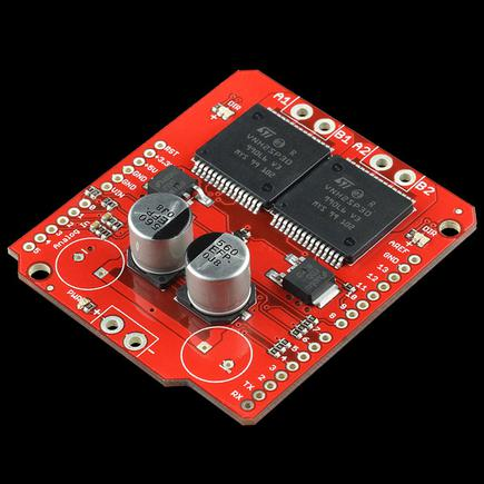 SparkFun Monster Moto Shield