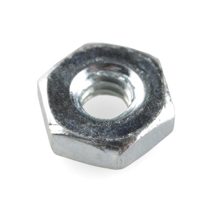 Machine Screw Nut - 4-40