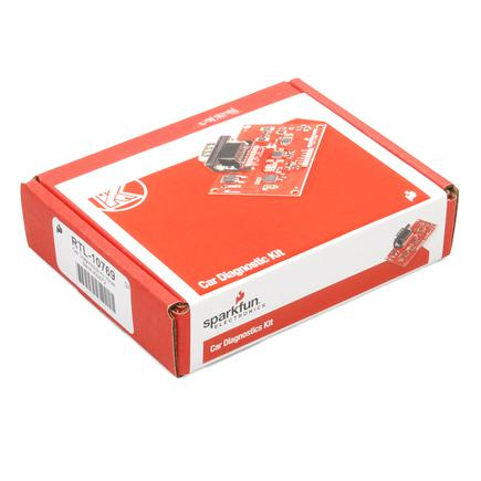 SparkFun Car Diagnostics Kit Retail