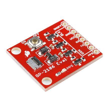 SparkFun GPS Evaluation Board - GP-2106