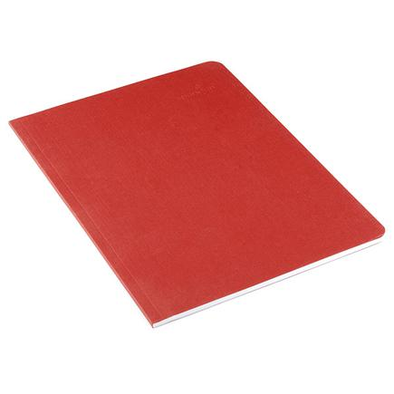 "SFE Project Notebook - 10"" x 7.5"" (Red, Grey Pages)"
