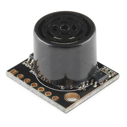 Ultrasonic Range Finder - HRLV-MaxSonar-EZ1