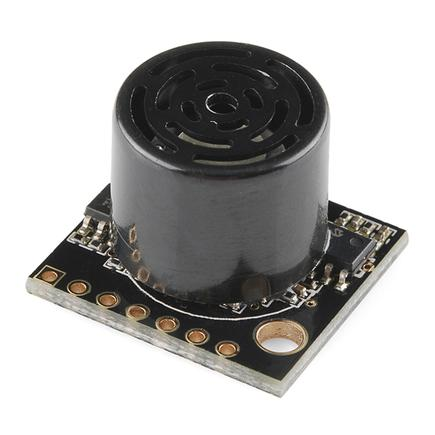 Ultrasonic Range Finder - HRLV-MaxSonar-EZ4