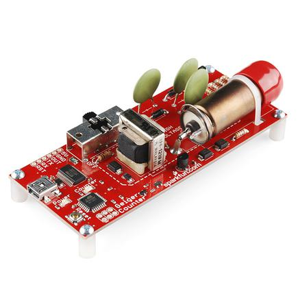 SparkFun Geiger Counter
