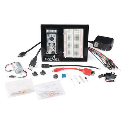 SparkFun Inventors Kit for IOIO