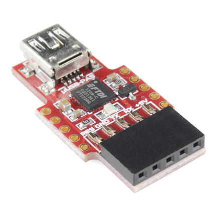 USB-to-Serial Bridge - USB-PA5