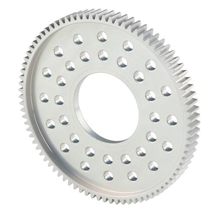 "Gear - Hub Mount (84T; 1.0"" Bore)"