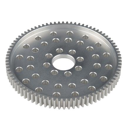 "Gear - Hub Mount (80T; 0.5"" Bore)"