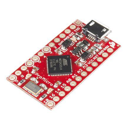 SparkFun SAMD21 Mini Breakout #DEV-13664