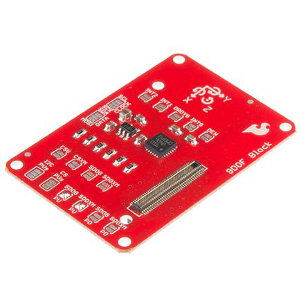 SparkFun Block for Intel Edison - 9 Degrees of Freedom