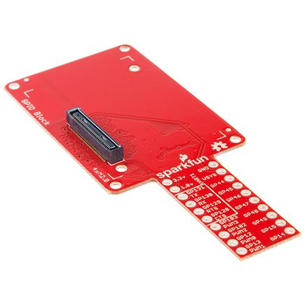 SparkFun Block for Intel Edison - GPIO