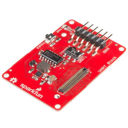 SparkFun Block for Intel Edison - UART