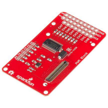 SparkFun Block for Intel Edison - PWM