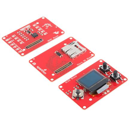 SparkFun Sensor Pack for Intel Edison