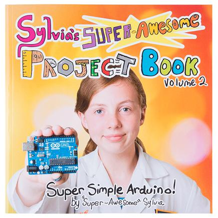 Super-Awesome Sylvias Super-Awesome Project Book
