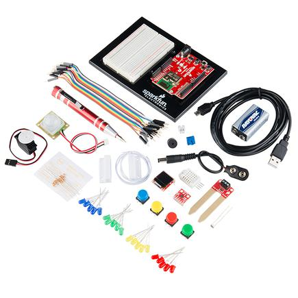 SparkFun Inventor's Kit for Photon