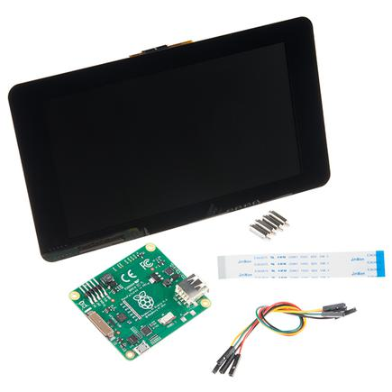 "Raspberry Pi LCD - 7"" Touchscreen"