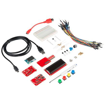 SparkFun Inventor's Kit for Intel Edison