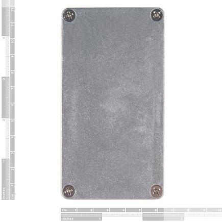 Enclosure - Aluminum (112x61x31mm)