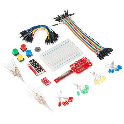 SparkFun Project Kit for Intel Edison and Android Things