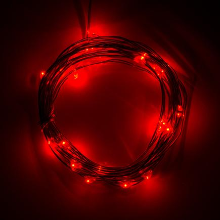 Fairy Lights - Red (2.5m)