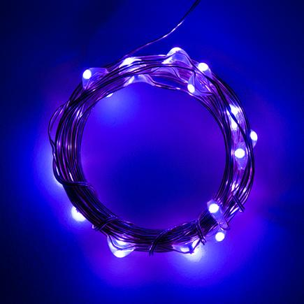 Fairy Lights - Purple (2.5m)