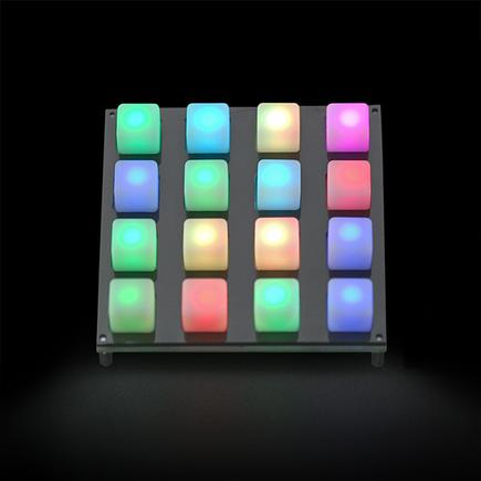 Button Pad 4x4 - LED Compatible