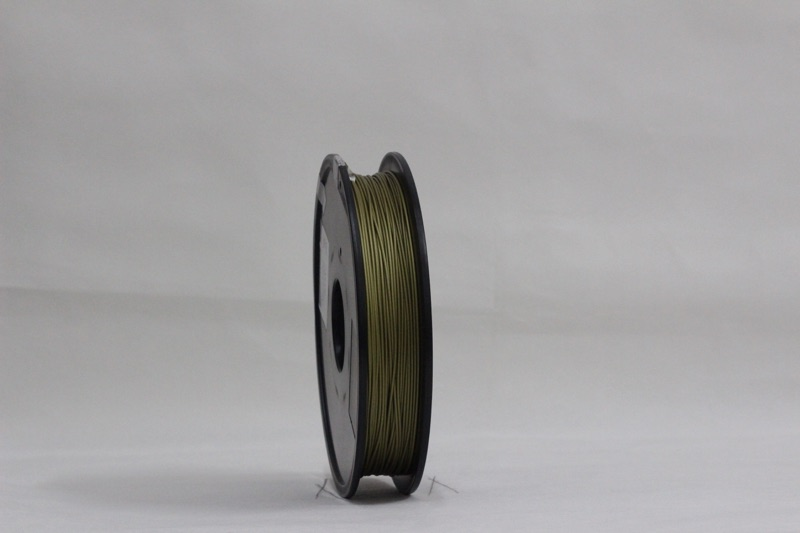 Bronze filament, 2.85mm (3.0mm Compatible), 0.5kg/spool