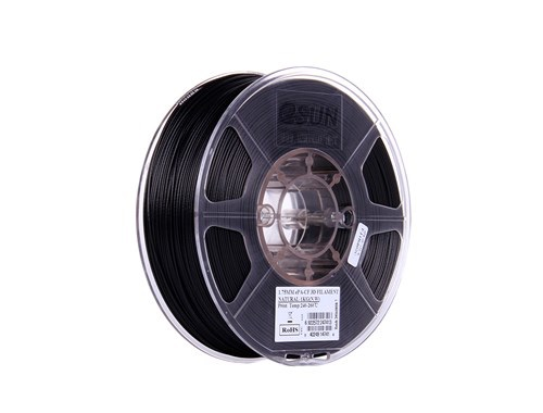 Carbon Fibre Filament, 2.85mm (3.0mm Compatible), 1kg/spool