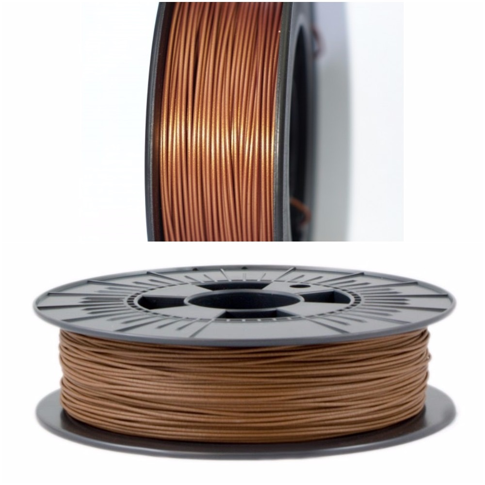 Metal and Wood Filament 2 Pack - 2.85mm