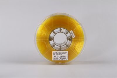 PLA filament, 3.0mm, Glass Lemon Yellow, 1kg/spool [clone]