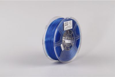 PLA filament, 3.0mm, Glass Light Blue, 1kg/spool
