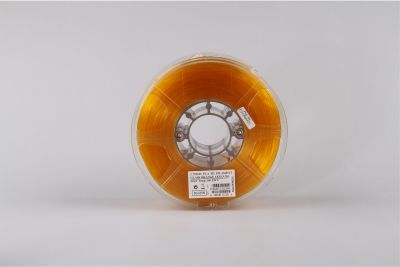 PLA filament, 3.0mm, Glass Orange, 1kg/spool