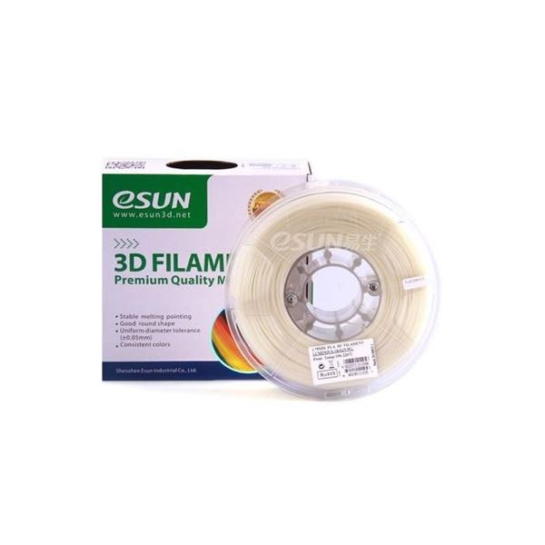 PLA filament, 3.0mm, Luminous Blue, 1kg/spool